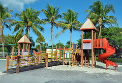 Crandon Park, Playground