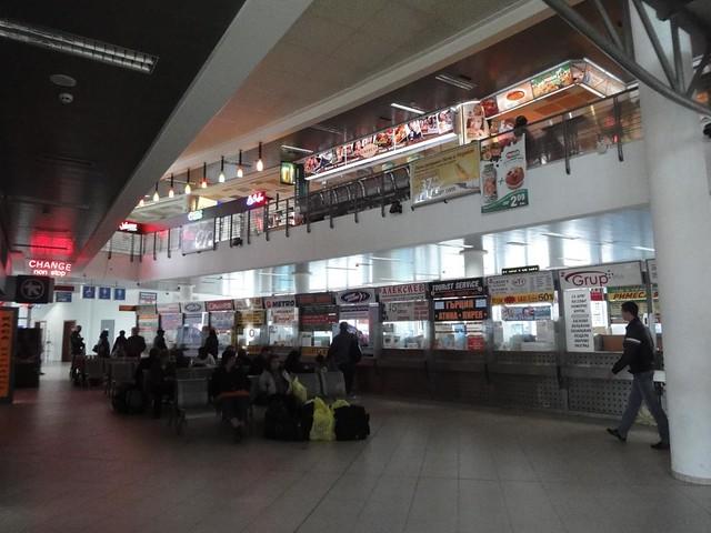 Foto Terminal Autocarros Sofia Bulgária