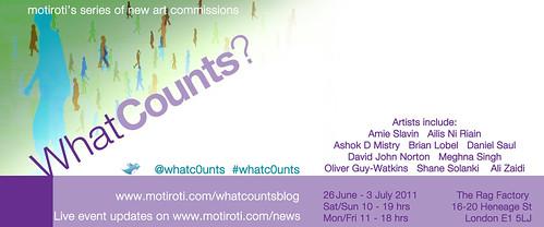 WhatCounts?