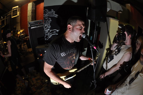 Asile at Yogi's Meatlocker