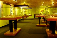Museum at La Hougue Bie