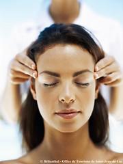 Massage Faciale © Hélianthal - Office de Touri...