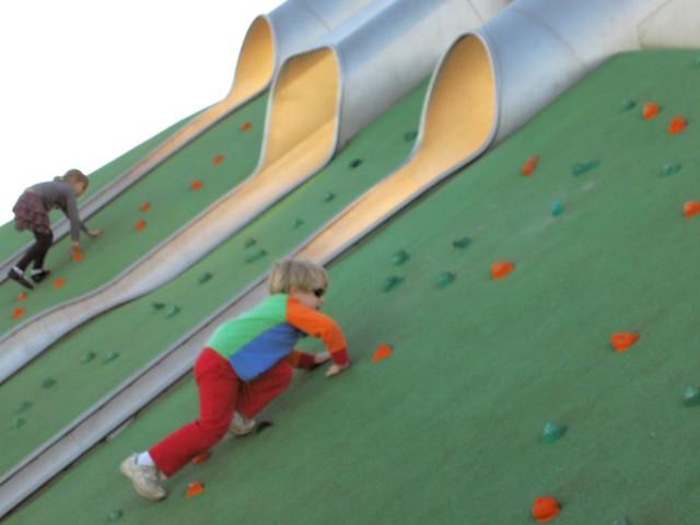 Will climbs