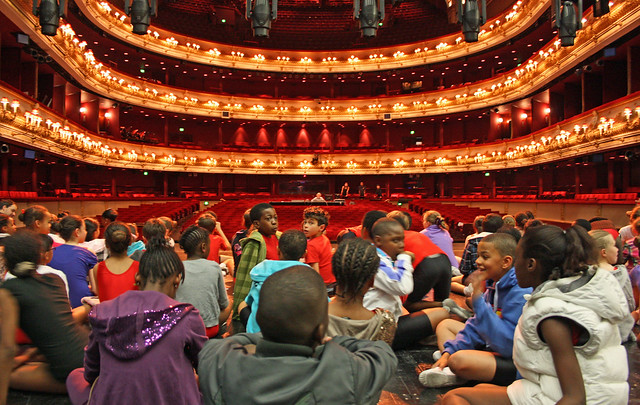 Chance to Dance at the Royal Opera House