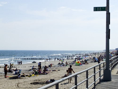 Beach and 88th Street, The Rockaways