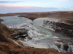 Gullfoss 04 (P310PiX) Tags: p310 iceland gullfoss waterfall water
