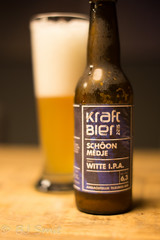 Kraft bier - Schoon Medje (BJSmit) Tags: kraft bier schoon medje ipa beer