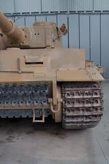 T131 Front Left (VstromJ) Tags: pz vi 131 pzvi tiger131 fury