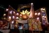 "Durga Puja....... When Kolkata Transforms into An Art Gallery (pallab seth) Tags: দুর্গোৎসব beautifulplaces westbengal grambanglarchobi best digitalart calcutta sculpture worship hinduism traditional religion religious pandal city cityatnight artistic idol streetart artisans durga puja 2016 kalighat kolkata festival bengal india bengalartisans clay durgaidol tradition durgapuja art culture beautiful highresolution image goddess ""durga kolkata"" light decoration deity দুর্গাপূজা হস্তশিল্প samsungnx85mmf14edssalens samsungnx1 ahiritolasarbojanin"