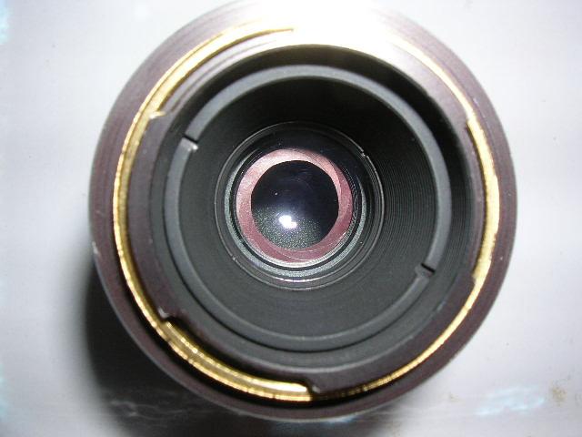 超簡易EXAKTA接環改M42(止付螺絲版)!
