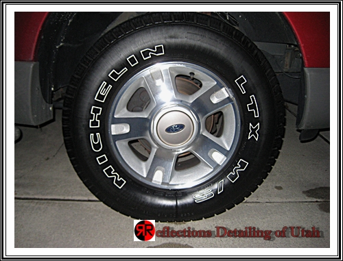 Tuf Shine Dirty wheel