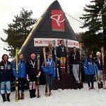 Kelly Steeves (WMSC) Wins Gold in Super-G at 2011 Canadian K2 Championships