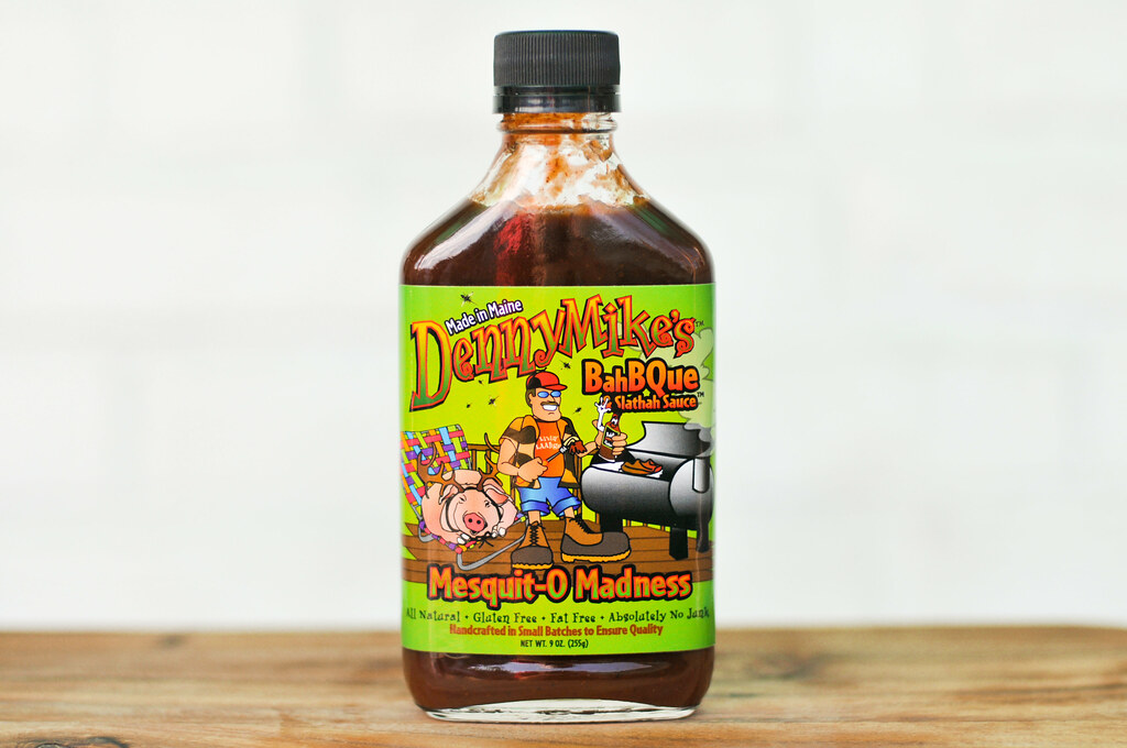 Denny Mike's Mesquit-O Madness Sauce