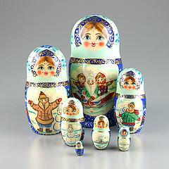 nd00391a07 (The Russian Store) Tags: trs matrioshka matryoshka russiannestingdolls  stackingdoll  russianstore  russiangifts  russiancollectibledolls shoprussian
