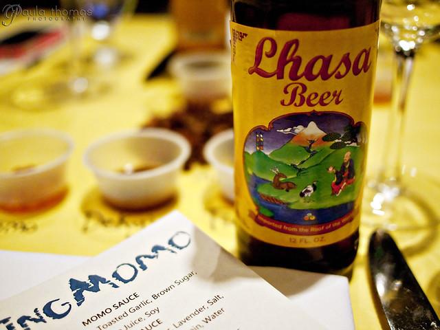 Lhasa Tibetan Beer