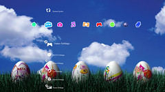 Free Easter Egg PS3 Theme