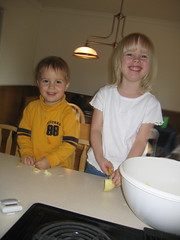 Young Happy Cooks