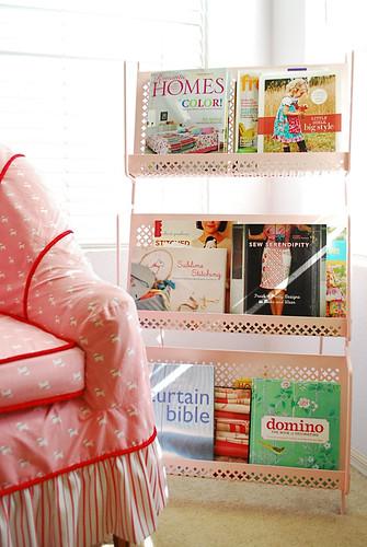 my happy reading corner