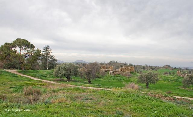 Filani abandoned village