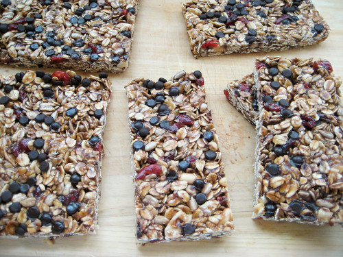Yogi Trail Mix Bars