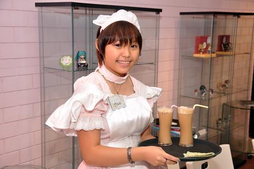 Tenshi Cafe 1