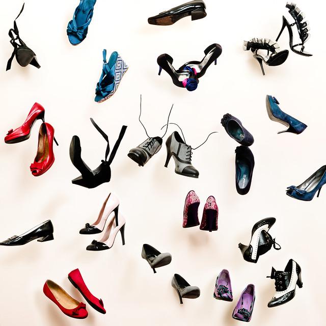 Olga's shoes