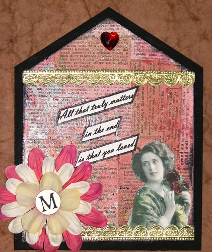 Mom Gothic Arch - #9 Mom Defined 009