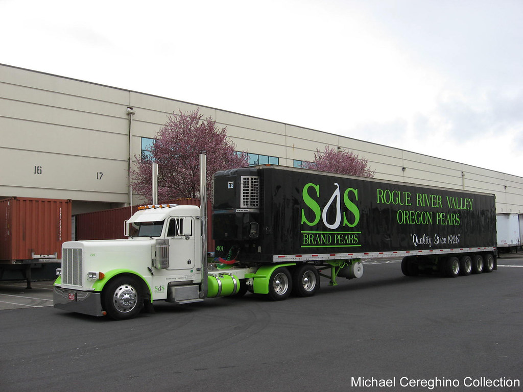 The World's newest photos of peterbilt and refrigerated