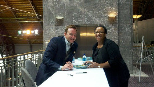 with Clinton Kelly