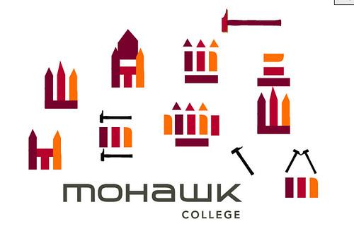 Mohawk college logos