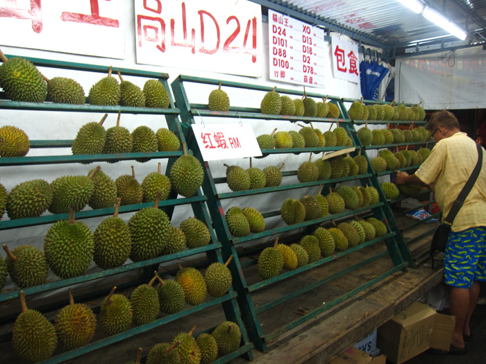 5591193947 757ca8bd48 o Durian Buffet: All You Can Eat of the World's Most Body Altering Delicacy