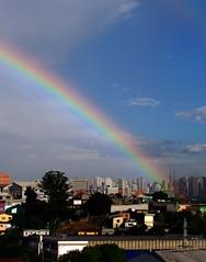 Cena Dia (oslaim brito) Tags: sol arcoiris cena tempo