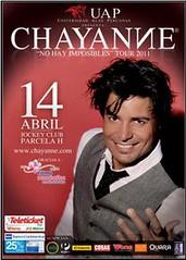 Chayanne en Lima - Jockey Club del Perú