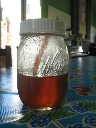 mayo jar lid