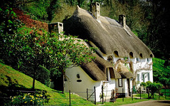 Olde Englande (zach.stone) Tags: uk england cottage devon thatch pfcountryliving