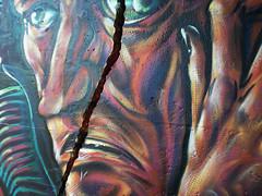 Fissura (Valdi-Valdi) Tags: street floripa urban streetart art textura face wall brasil painting graffiti pain stencil mural colorful paint artist arte character florianópolis oldman spray urbanart characters draw graff aerosol scar ilustração velho desenho legal pintura spraypainting spraycan scarface careta grafite viaduto artederua cicatriz arteurbana carranca chicomendes valdi valdivaldi
