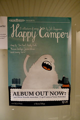 Happy Camper (Posters in Amsterdam by Jarr Geerligs) Tags: amsterdam poster happy design graphics camper plakate affiche geerligs wwwpostersinamsterdamcom postersinamsterdam takenin2011 l10907969jarr 222page11