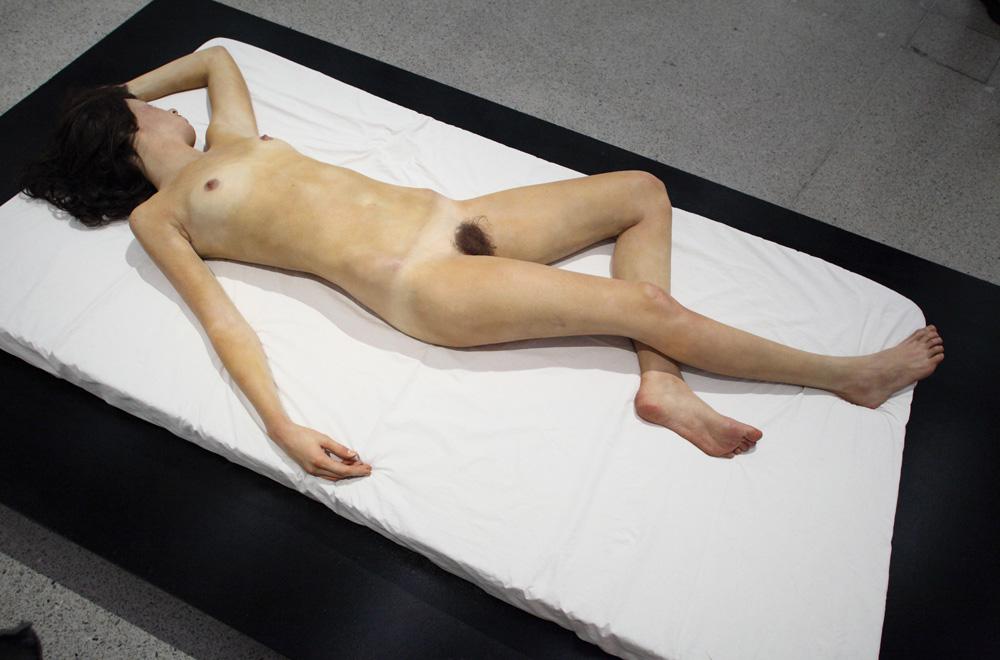 John De Andrea, Woman on bed, 1974 2