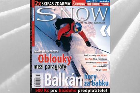 SNOW 25 - březen 2006