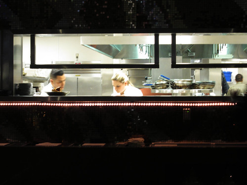 Hells Kitchen Chef Barney