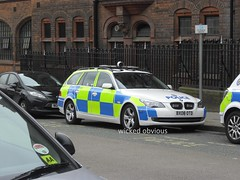 West Midlands Police BMW 530d BX08 OTD (F202) (explored) (wicked_obvious) Tags: west police bmw midlands 530d anpr f202 bx08otd