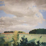 """<b>Serious Cumulous</b><br/> Maakestad (LC '80) (oil paint on linen, 2011)<a href=""""http://farm6.static.flickr.com/5145/5617162819_402834e9a7_o.jpg"""" title=""""High res"""">∝</a>"""