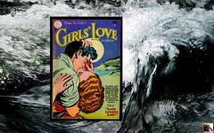 """"""" SHE  DIDN'T  KNOW  HE  HAD  A  RUTHLESS  PLAN ... """"  -  GIRLS'  LOVE  STORIES  ( DC )  # 29  June 1954 (mhdantholz) Tags: girls love june dc 1954 29 stories shedidntknowhehadaruthlessplan"""