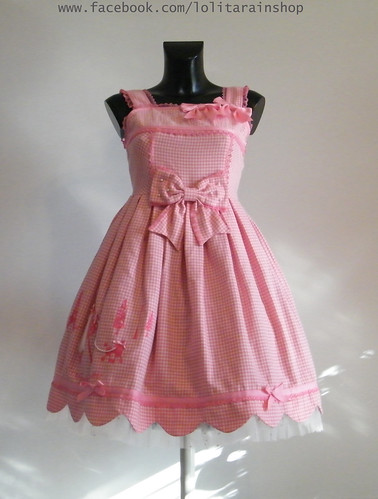 Angelic Pretty Mode Girl pink jsk