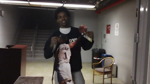 nick young, fathead, washington wizards, truth about it, adam mcginnis