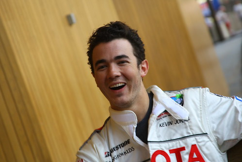 Kevin Jonas catches up with Indycar.com