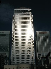 One Canada Square (Brendan Costigan) Tags: england london architecture europe unitedkingdom canarywharf onecanadasquare