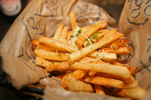 Fries at BRGR
