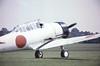 Noorduyn AT-16 Harvard IIB G-AZSC, Cosford - UK, June 10 1990. (ATom.UK) Tags: harvard cosford garynuman gazsc noorduynat16