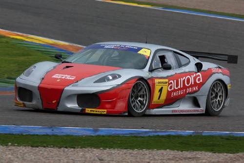 Aurora Racing Circuit Valencia